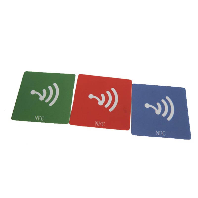 rewritable nfc tags