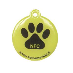 13.56MHz Dog RFID Tag