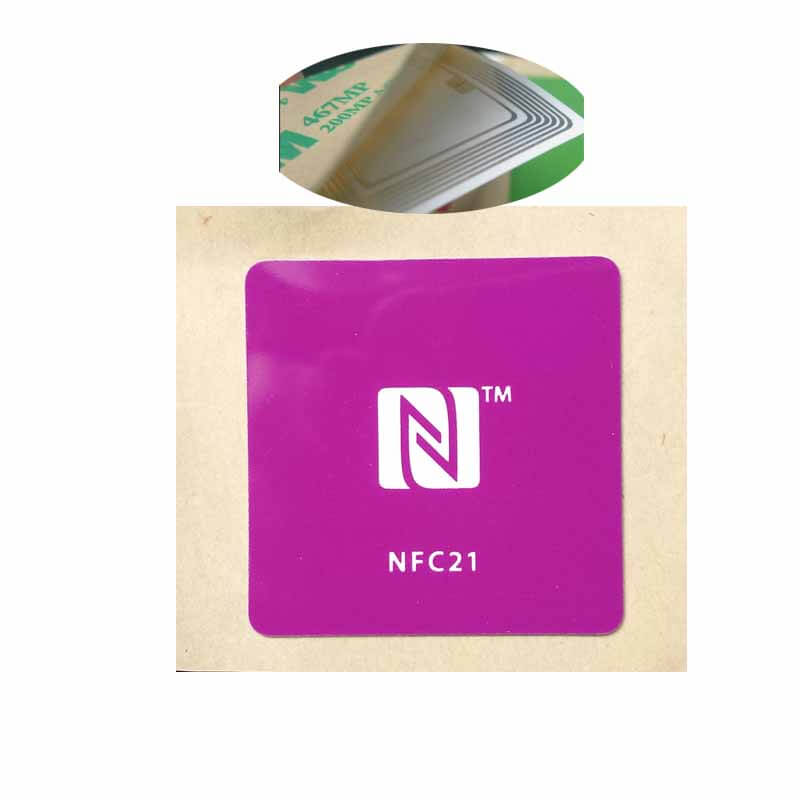 2k nfc sticker tag