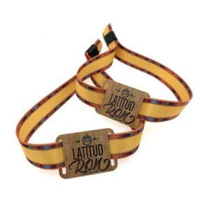 RFID Wooden Bracelet
