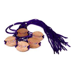RFID wood wristband