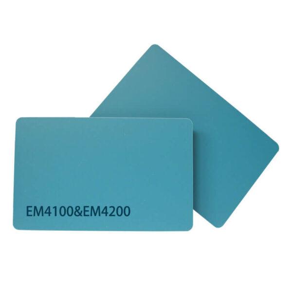 em4100&em4200 rfid card