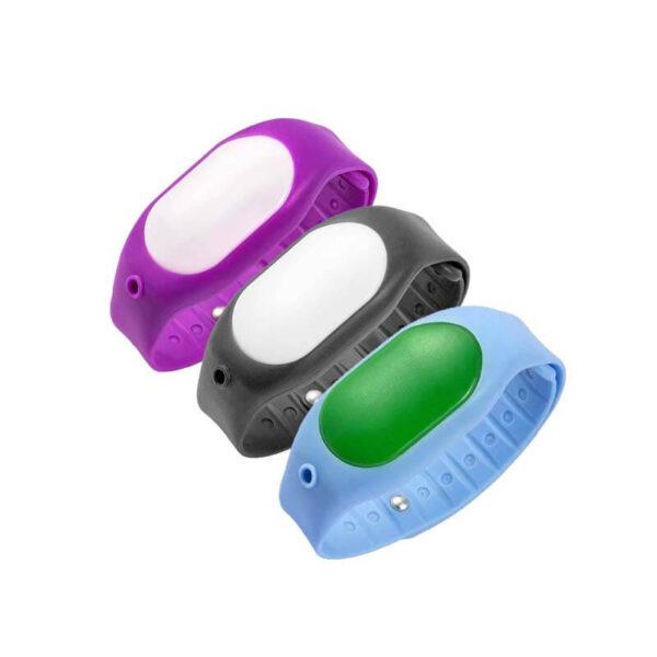 hand sanitizer bracelet