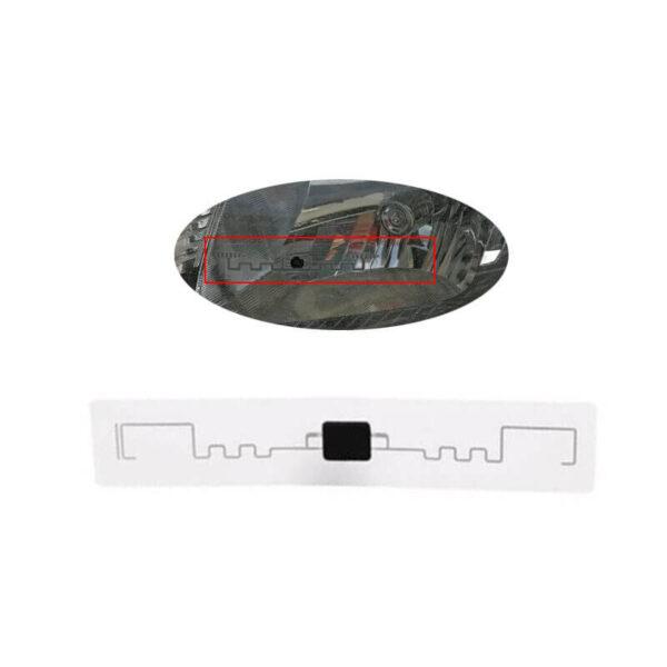 headlight rfid tag
