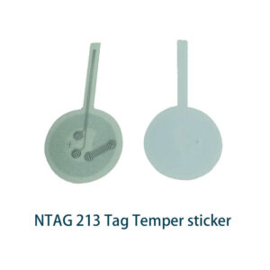 NTAG 213 Tag Temper sticker