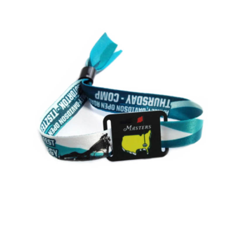 Ntag215 Fabric Wristband