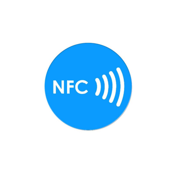 Pre-printed NFC Stickers