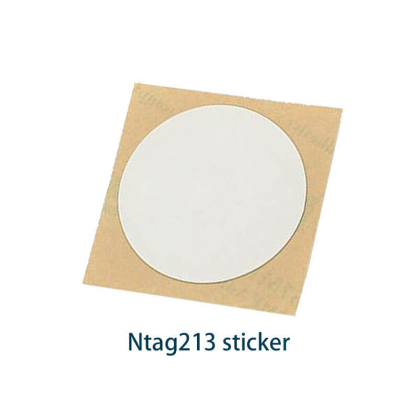 ntag213 blank sticker