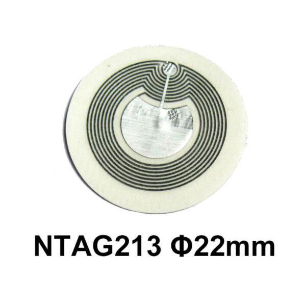 ntag213 wet inlay